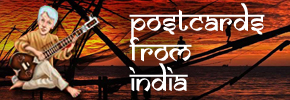 Link to POstcards from India